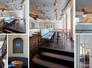 Architekti z ateliéru Coll Coll renovovali pražskou kavárnu NoD