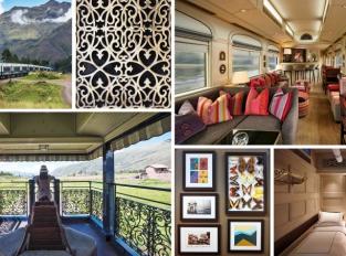 Romance, nostalgie a svoboda: to je luxusní vlak v Peru