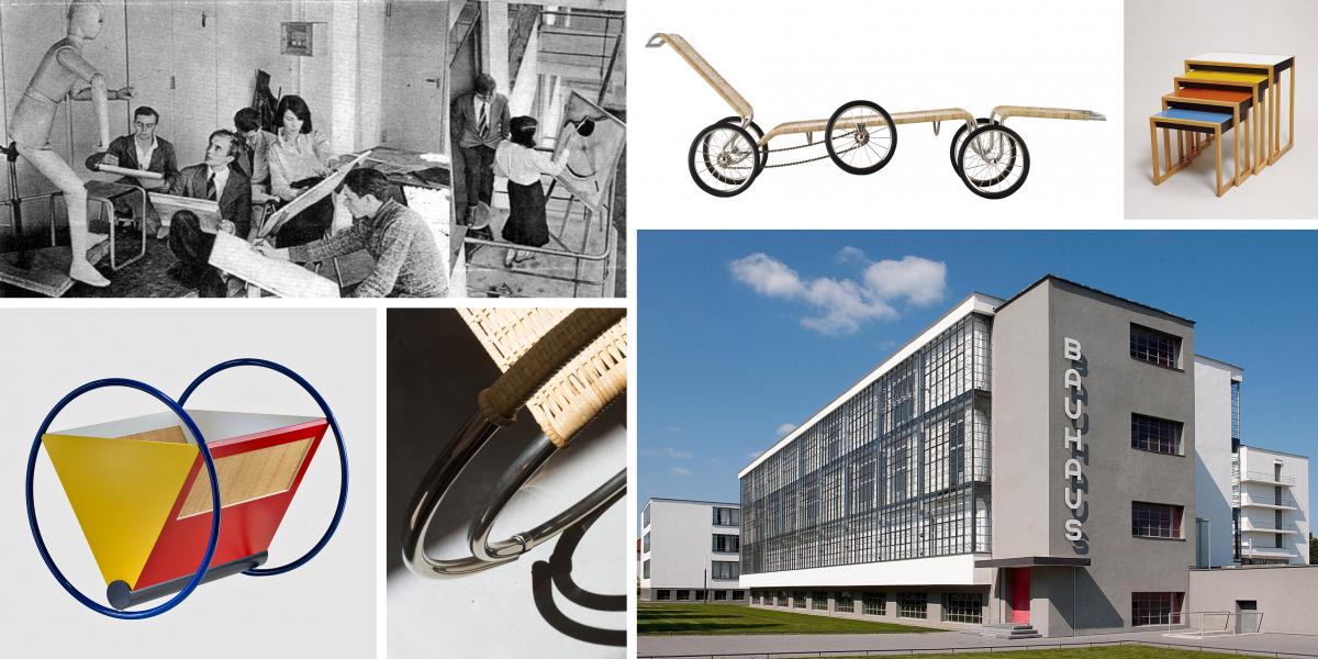 Bauhaus: sto let od vzniku legendy