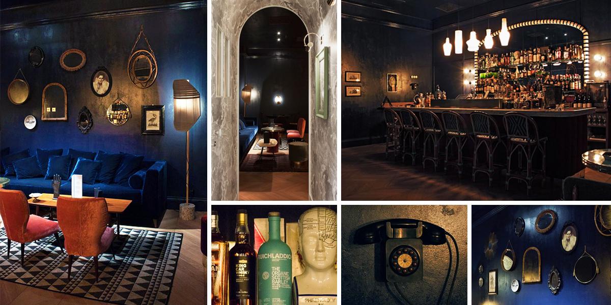 Tajný koktejlový bar MR. SIMON je jedno velké dobrodružství