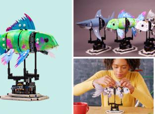 LEGO pro dospělé pomáhá proti stresu