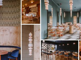 Varšavská restaurace OpaslyTom je plná překvapivých zákoutí