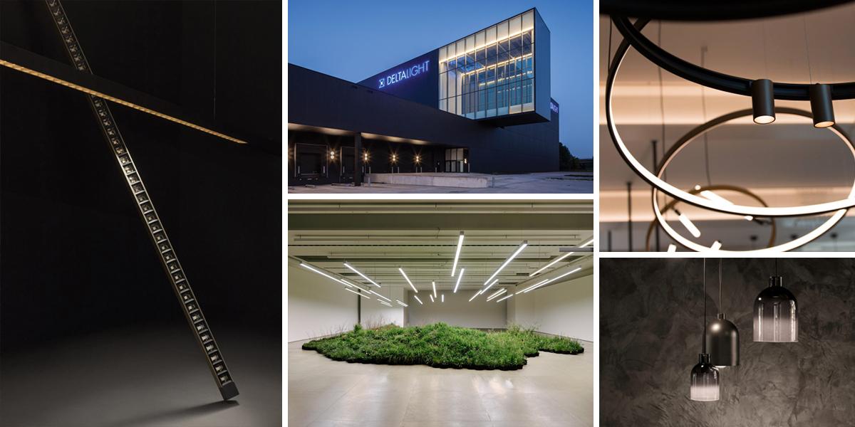 Vizionáři z Delta Light představují novinky světelného designu