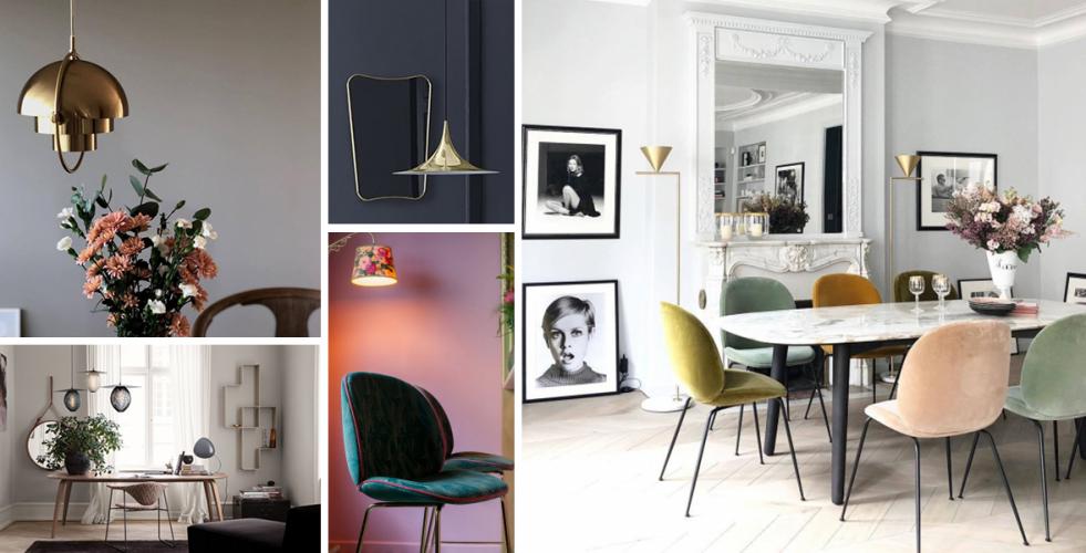 Dánská značka GUBI objevuje zapomenuté ikony designu 30. a 70. let