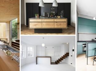 10 kuchyní, které si vzali do parády architekti