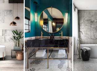 Zajímavé koupelny aneb 10 inspirací pro každého