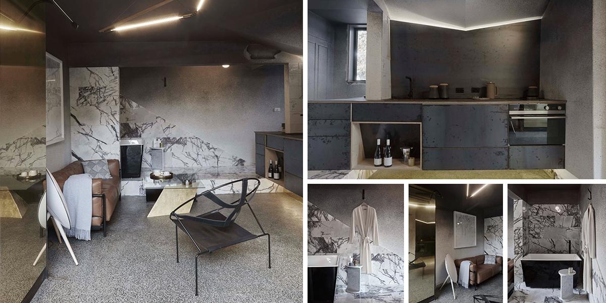 Z apartmánu v Melbourne si odnesete zážitky i designové doplňky