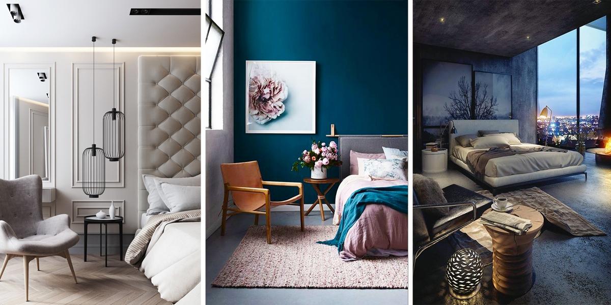 10 originálních ložnic, které vás okouzlí