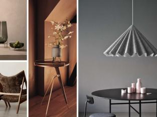 Postavte si interiér z dánského minimalistického MENU