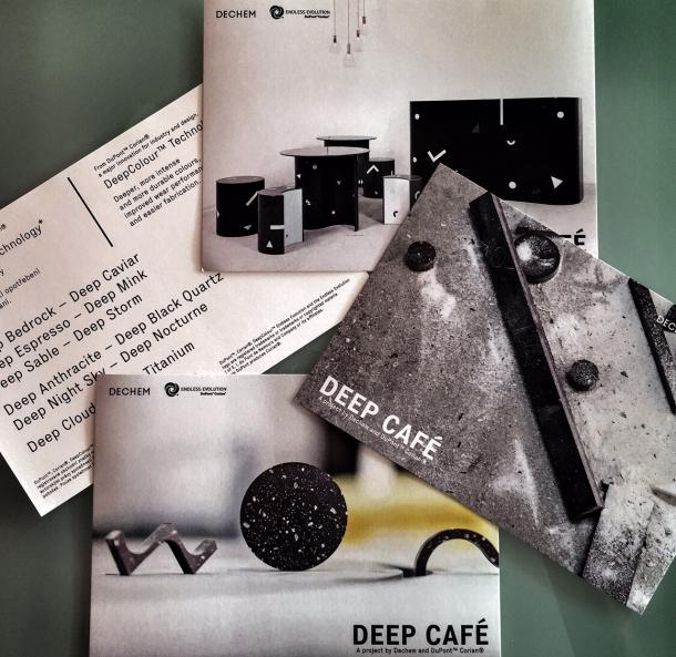 Události - Deep Café: Putovní kavárna od studia DECHEM