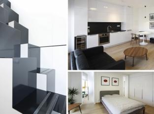 Úsporné a chytré řešení bytu podle architekta Gala Karaguly