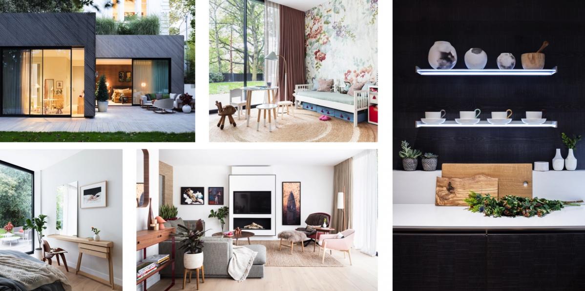 Londýnský Hampstead: Studio Black & Milk schovává luxus do skromné slupky