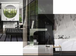 Hansgrohe: Koupelnové výrobky pro celý svět