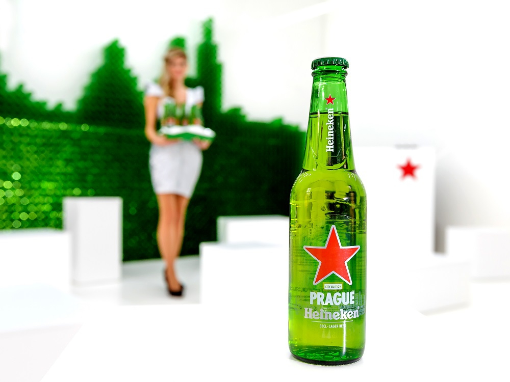 "Heineken a jeho ""Open your city"