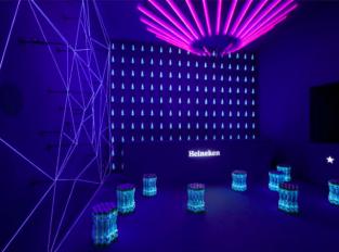 Heineken na Designbloku 2013