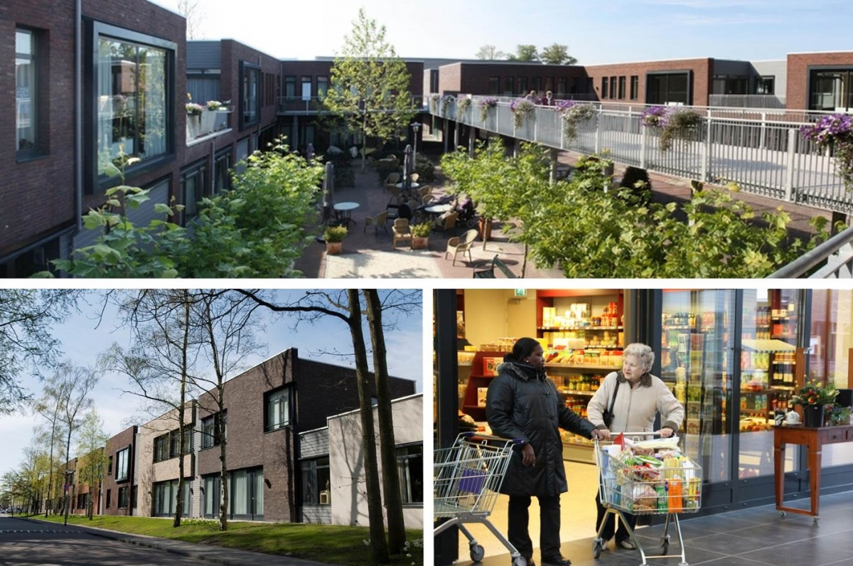 Netradiční koncept De Hogeweyk