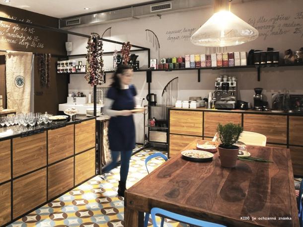 Bar / restaurace / café - Love Kidó: Inspirace a klid v každém koutu