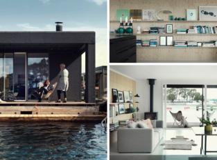 Život na moři i ve městě zároveň aneb vítejte na kodaňském houseboatu
