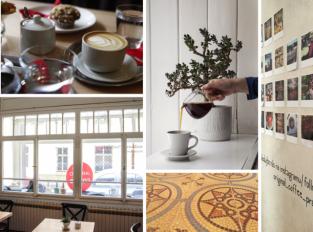 Original Coffee: Když se káva snoubí s designem