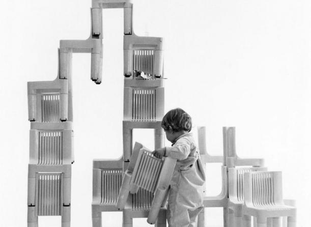 Nábytek - Design a děti
