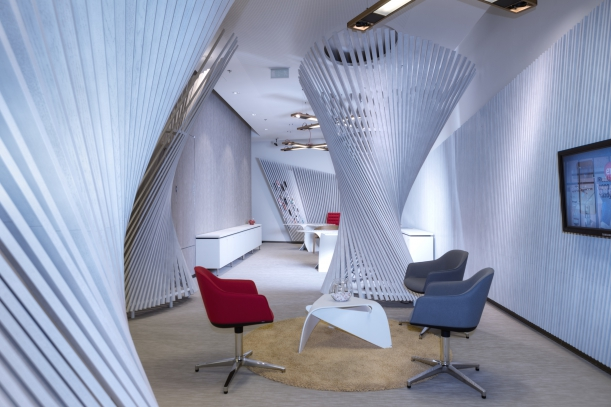 Kancelář - ERA FC: Prostor vytvořený pro pohodlí klientů