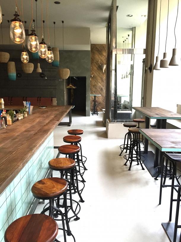 Bar / restaurace / café - Restaurace Gran Fierro: Argentina ještě nikdy nebyla blíž