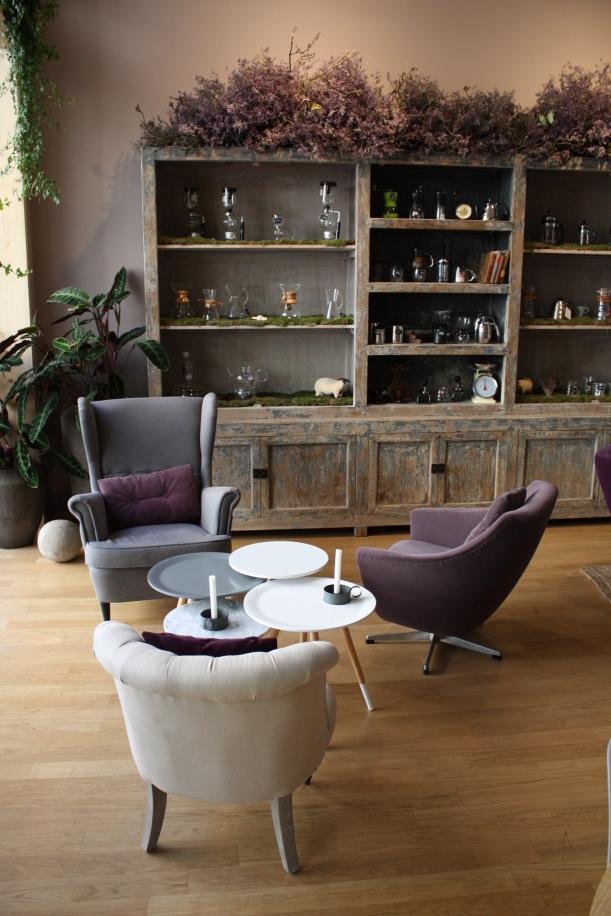 Bar / restaurace / café - Interiér nabitý emocemi, příběhy a kávou