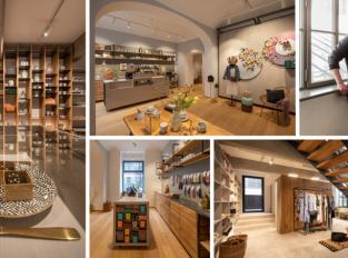 Karlínský obchod NILA: z truhlárny centrem udržitelného designu