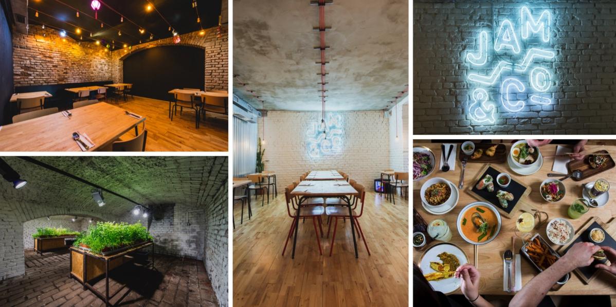 Jam and Co.: Asijská fúze na talíři i v interiéru