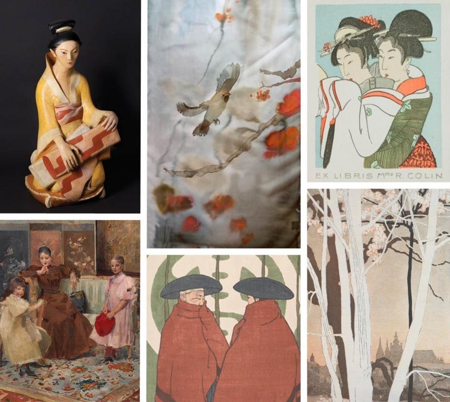 Když české umění políbí Japonsko