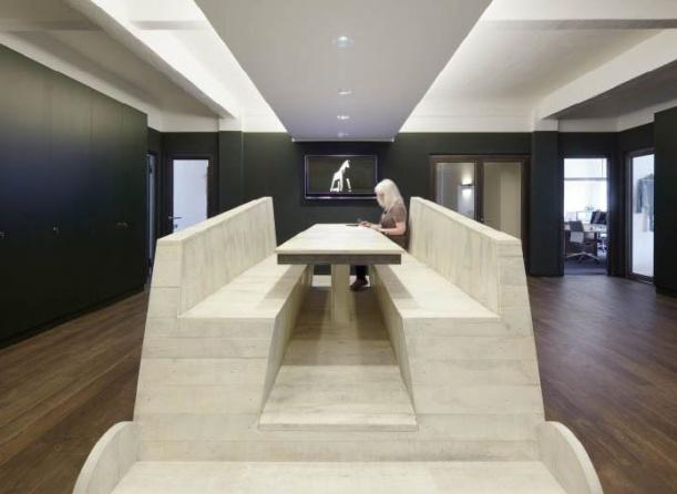 Kancelář - Kanceláře agentury Jung von Matt