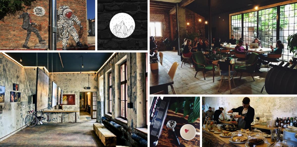 Kavárna co hledá jméno: Podnik, který vás přenese do jiného světa