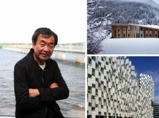 Kengo Kuma / Woven: Japonská architektura na dosah