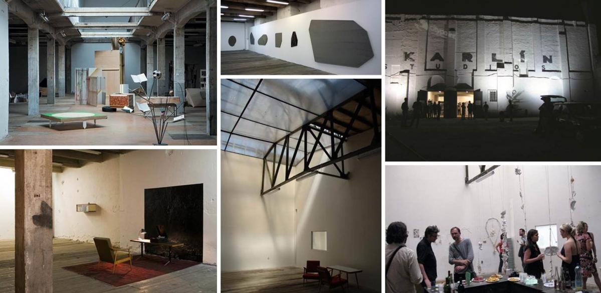 Tvorba, prezentace a reflexe umění pod jednou střechou