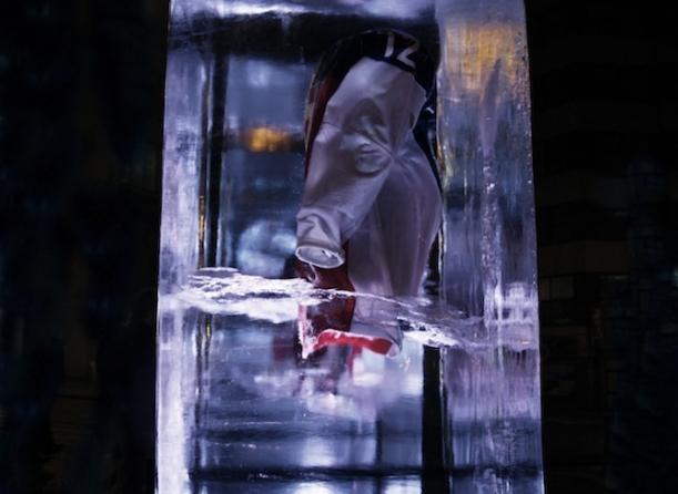 Události - Ledy na Václavském náměstí