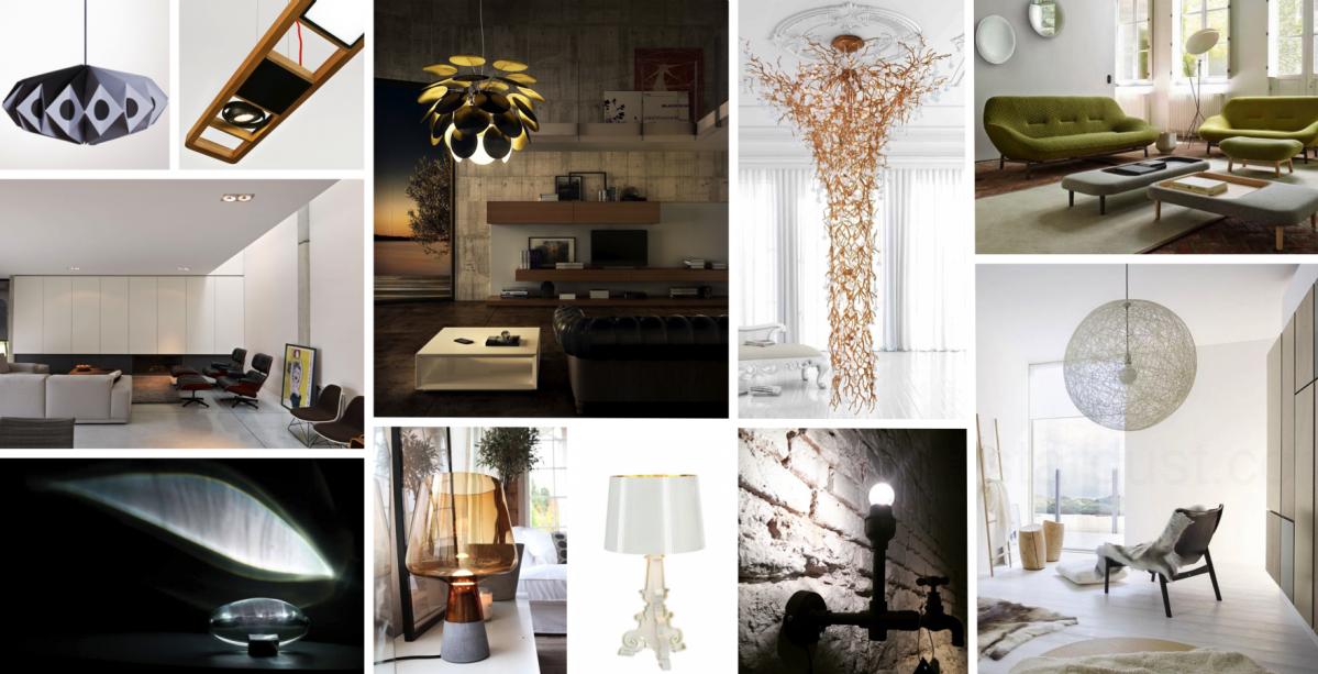 Designová osvětlení: je libo barokní opulenci, nebo diodovou úspornost?