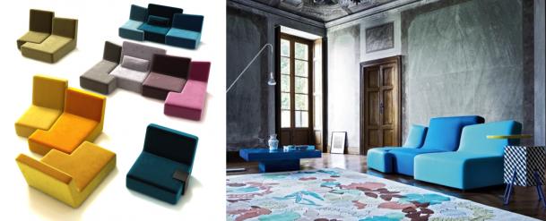 Nábytek - Sedací nábytek: Mezi londýnskou mlhou a radikálními formami