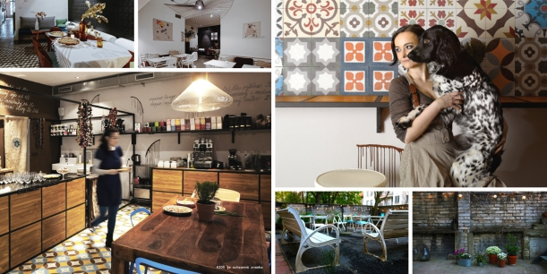 Bar / restaurace / café - 10 stylových restaurací a kaváren v Praze