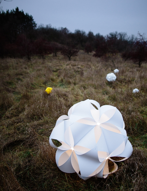 Osvětlení - Galerie CZECHDESIGN představuje galaktická svítidla Tomáše Hovorky
