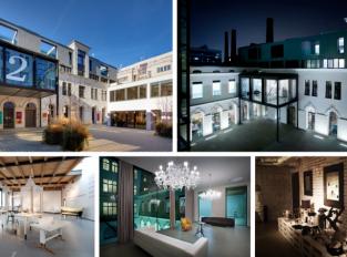 M Factory: Cesta od masokombinátu k moderní architektuře