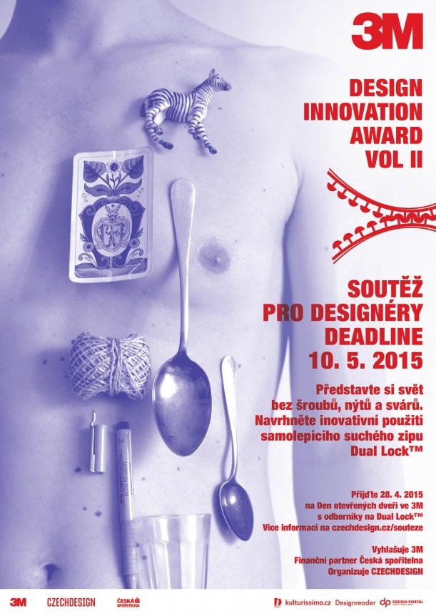 Události - 3M Design Innovation Award: Odlepit se od zajetých kolejí