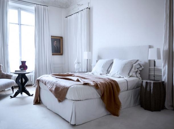 Interiér - Pařížský byt architektů Patricka Gillese a Dorothée Boissier