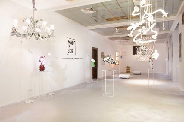 Komerční projekty - ZIBA: Žít sklem, žít sklo