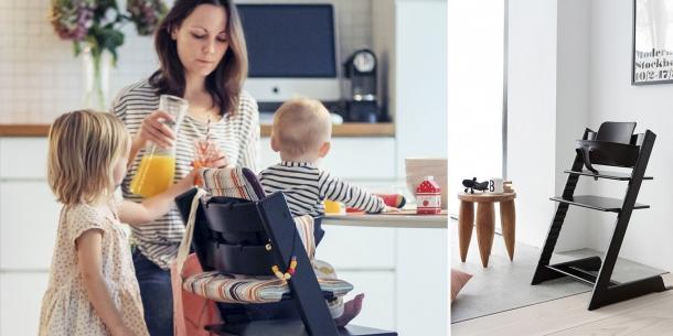 Nábytek - Tripp Trapp Children's Chair: Židle pro každý věk