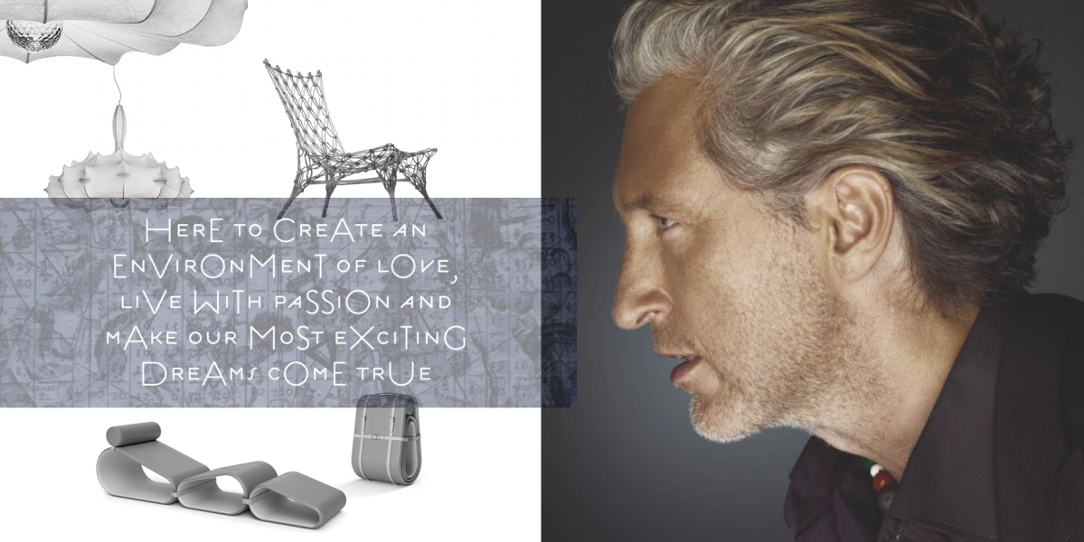 Marcel Wanders: Provokatér, který baví