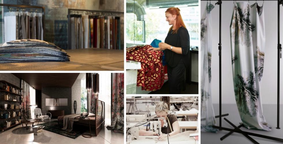 Marthi Design: Když jsou látky vášní
