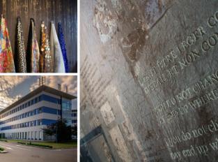 V novém centru bydlení se o látky a tapety stará Marthi Design