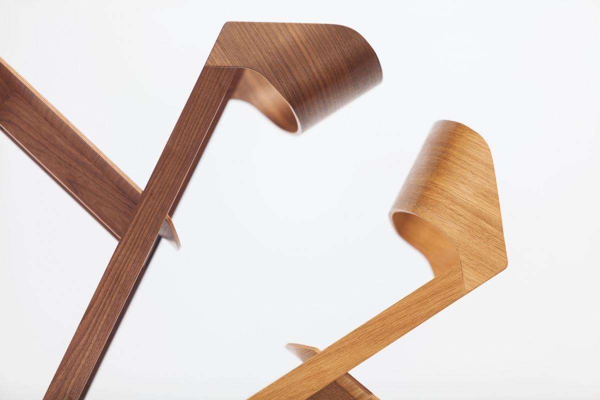 Dřevo ohýbané s dávkou elegance