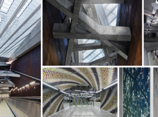 Stanice podzemky jako jedinečný architektonický počin
