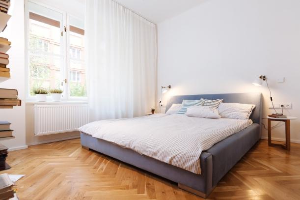 Doplňky - V posteli s ateliérem SMLXL aneb jak na snovou ložnici